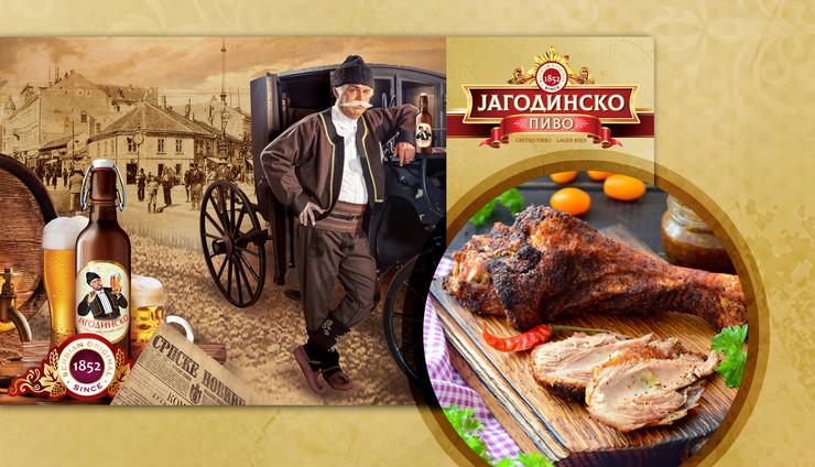 jagodinsko pivo kombo RAS Jagodinsko pivo, Shutterstock