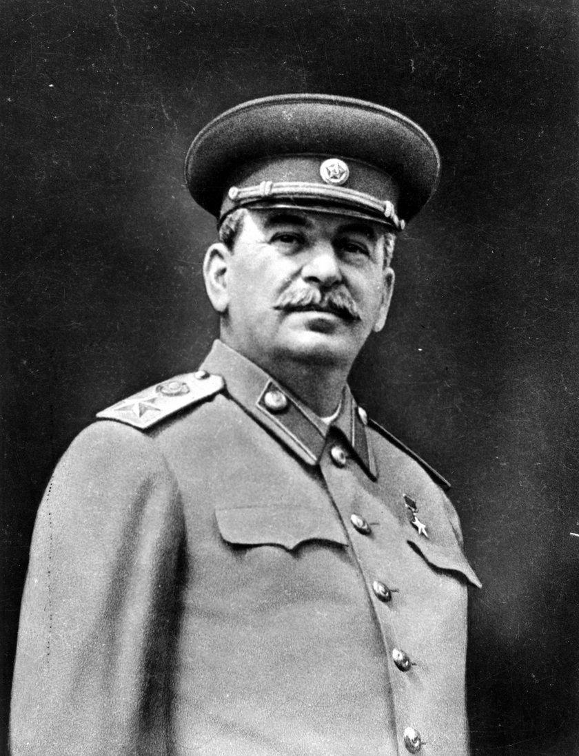 Stalin sypiał z 13-latką