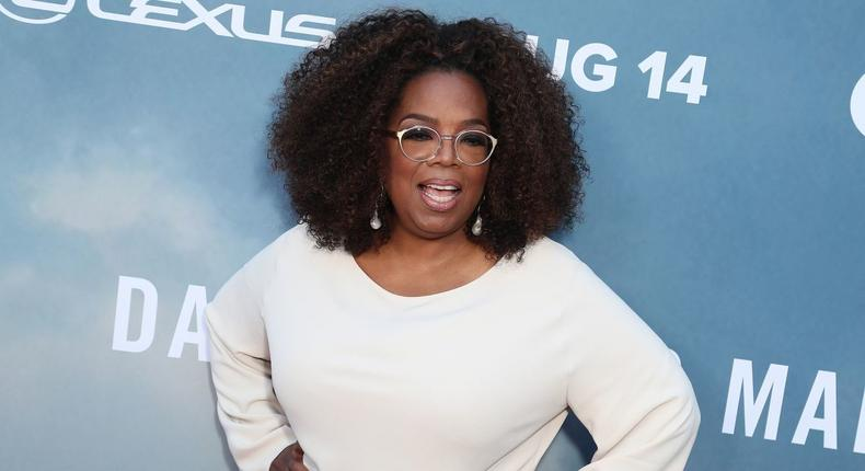 Oprah Winfrey says she hasn't been arrested [CNN]