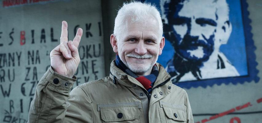 Łukaszenka niszczy opozycję. Obrońca praw człowieka Aleś Bialacki aresztowany