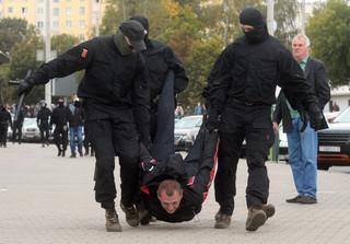 Zatrzymania w Mińsku, Grodnie, Mohylewie
