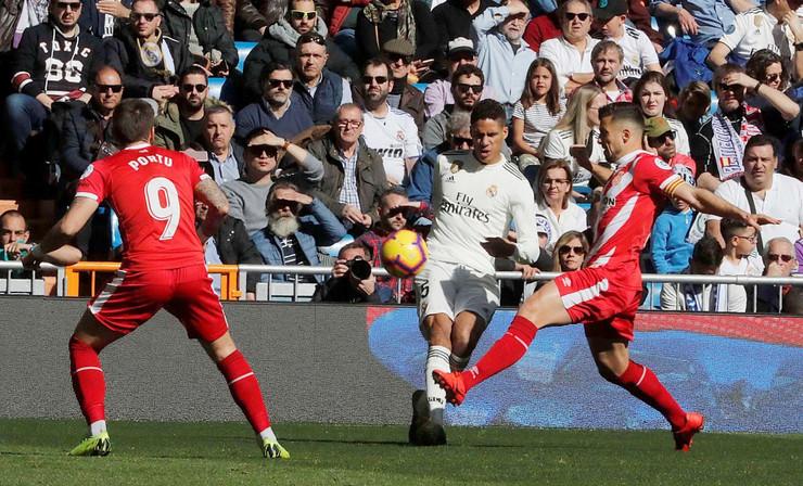 FK Real Madrid, FK Levante
