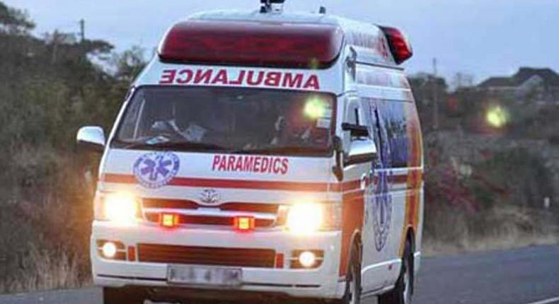 Video emerges of Kenyan brats partying in Ambulance past curfew time