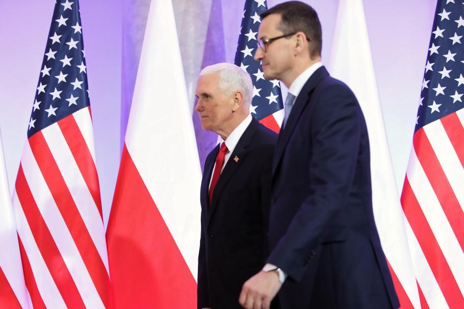 """Konferencja bliskowschodnia w Warszawie """"to wielkie nieszczęście dla Polski!"""""""