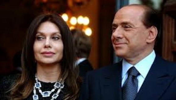 Iz zajedničkih dana: Veronika Lario i Silvio Berluskoni