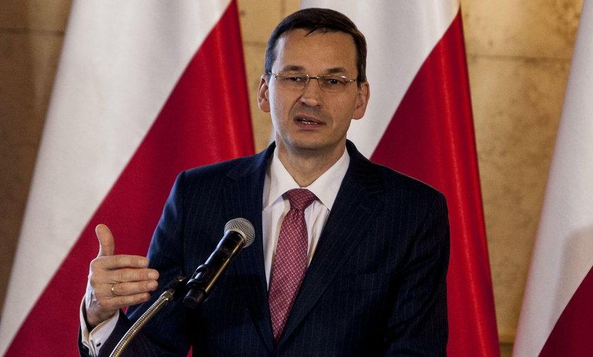 Premier Mateusz Morawiecki zapowiedział Program dla Śląska
