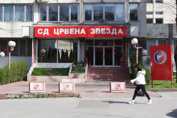 Zgrada SD Crvena zvezda