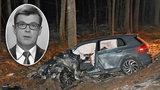 Śmiertelny wypadek dziennikarza TVP. Dzień wcześniej kupił samochód, cieszył się...