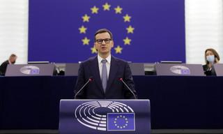 Premier: Odrzucamy język gróźb i szantaż ze strony instytucji unijnych