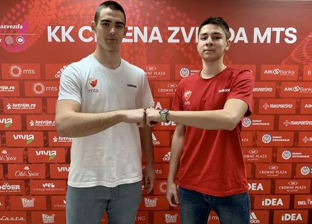 Filip Branković i Marko Mihailović