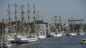 Baltic Tall Ships Regatta 2015 w Szczecinie w dniach 12-15 czerwca