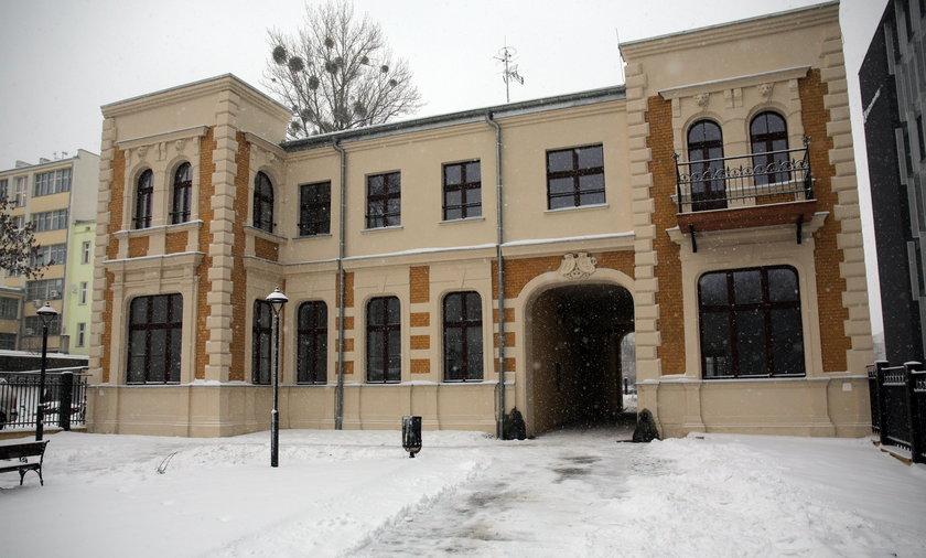 Dom wielopokoleniowy w Łodzi