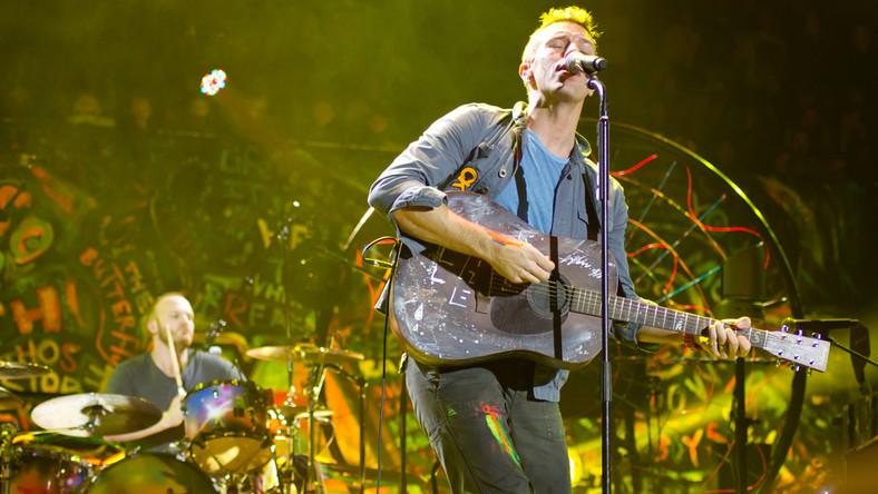 "Coldplay i ""Mylo Xyloto"" DVD i CD"