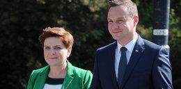 Duda bez ogródek: premier nie jest mojąprzyjaciółką