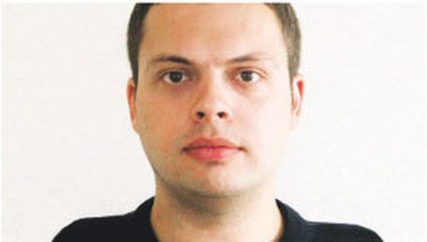 Tomasz Jakubiak, ekspert w Firmie Doradczej KPMG Fot. Archiwum
