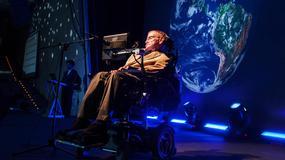 Stephen Hawking chciałby zagrać przeciwnika Bonda