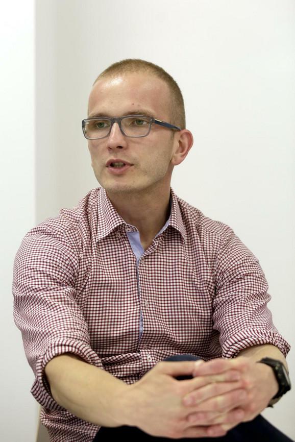 Autor teksta Kosta Andrić, izvršni direktor ICT Hub