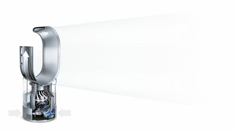Nowy nawilżacz Dyson poprawi jakość powietrza w domu