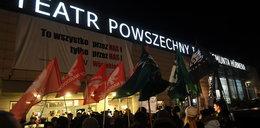 Protest narodowców. Chcą wydalenia reżysera z Polski