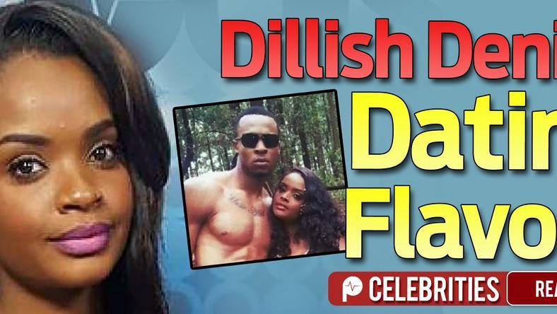 is dillish mathews dating flavour