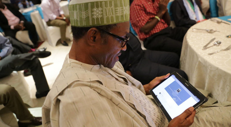 President Buhari has rejected a bill seeking to protect the rights of internet users in Nigeria from infringement