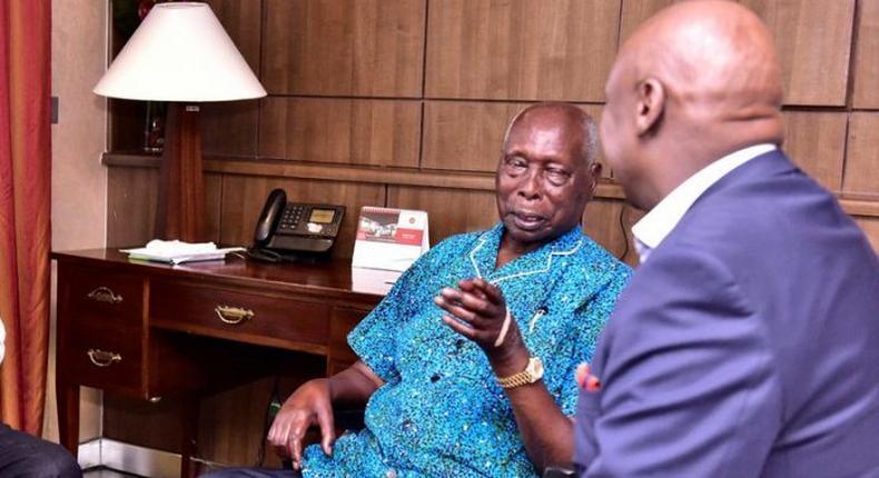 Makueni BBI rally canceled following death of former President Mzee Daniel Arap Moi