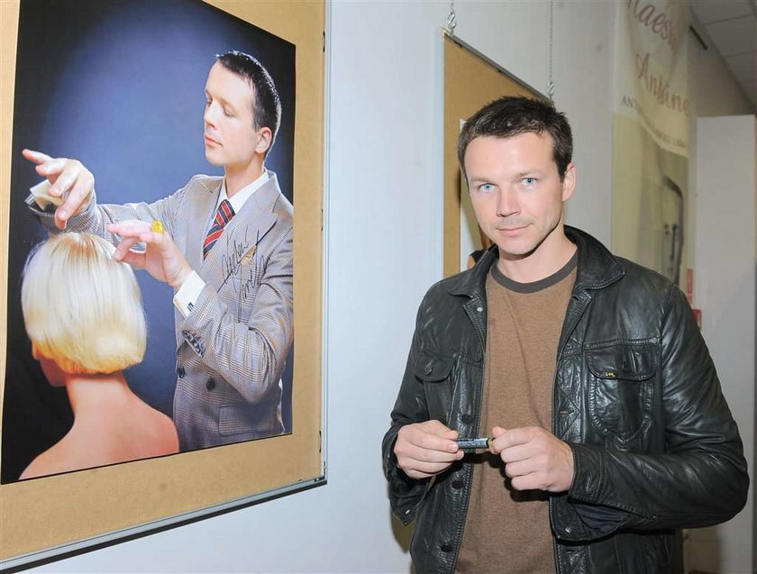 Lesław Żurek: Lubię sobie pobiegać z pistoletem