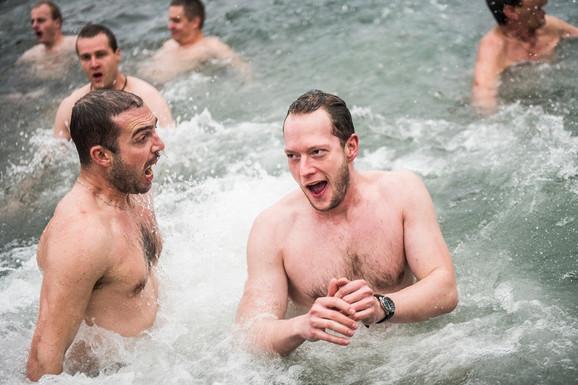Za endorfin su najbolji ledena voda pa vrela sauna