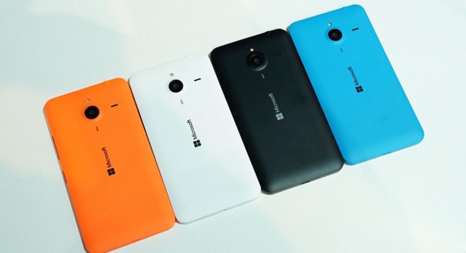Windows Phone: Microsoft zeigt Lumia 640 und Lumia 640 XL