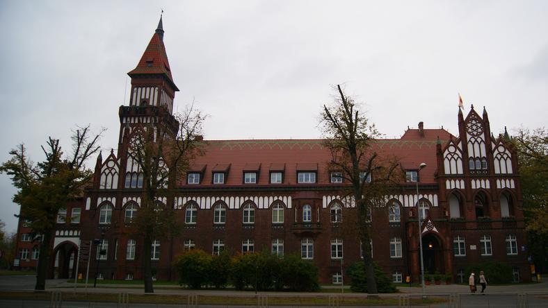 Ratusz w Inowrocławiu
