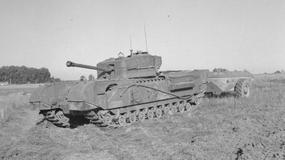 World of Tanks - Churchill, czołg, który miał bronić Wielkiej Brytanii