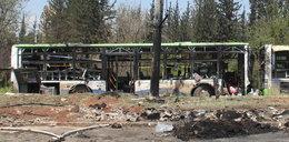 Atak na konwój. Zginęło 68 dzieci