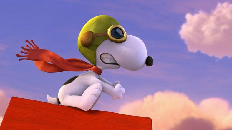 Reżyser podpowiada jak narysować Snoopy'ego