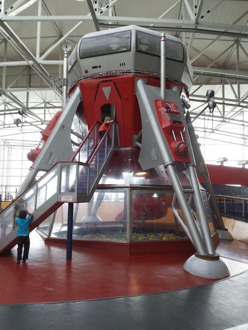 MTU zbuduje w Rzeszowie innowacyjny plac zabaw