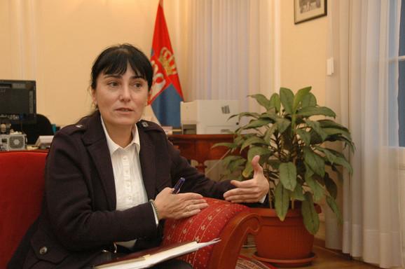Za nju nema štednje: Diana Dragutinović