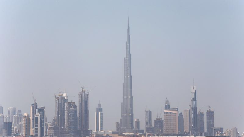 UAE-ECONOMY-CONSTRUCTION-PROPERTY