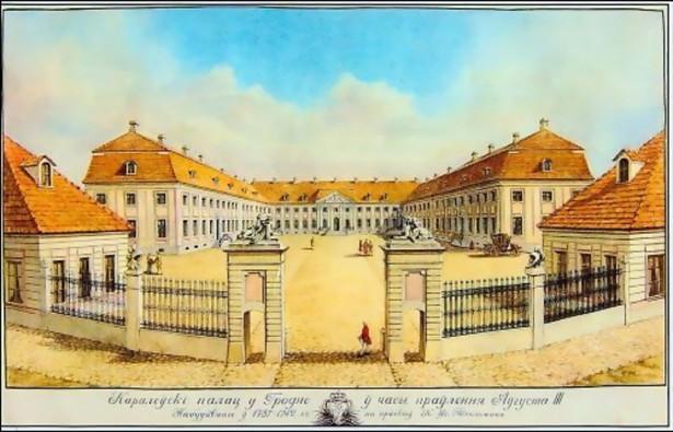 Nowy Zamek w Grodnie, miejsce obrad sejmu w 1793