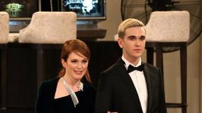 Gabriel-Kane, syn Daniela Day Lewisa i Isabelle Adjani jest modelem