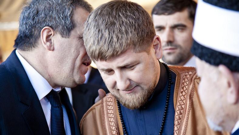 Promoskiewski lider Czeczenii kpi z amerykańskich sankcji