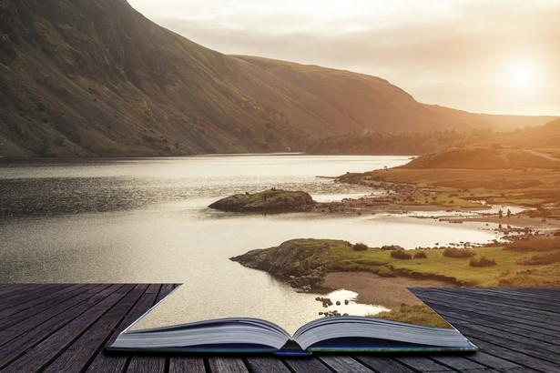 Nic nie inspiruje do odkrywania świata tak bardzo jak dobra książka.