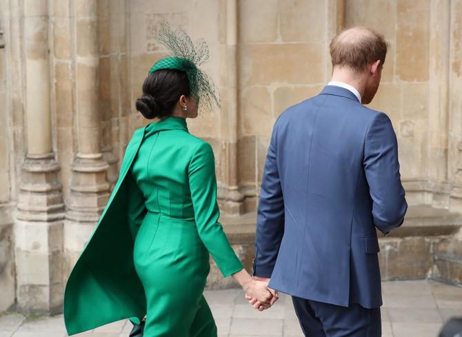 Megan Markl i princ Hari