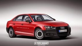 Niskobudżetowe Audi A4