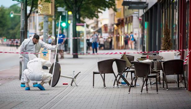 Ofiarą ataku w Reutlingen była polska obywatelka