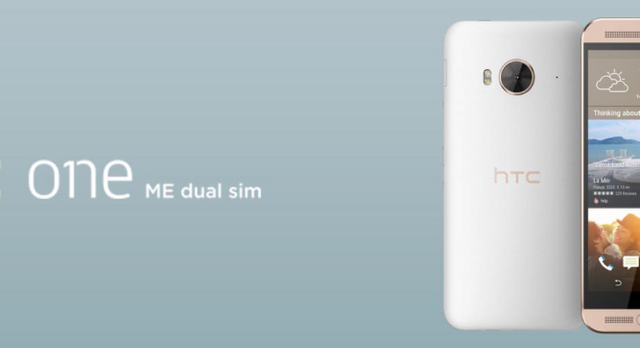 One ME: HTC zeigt neues Flaggschiff für China