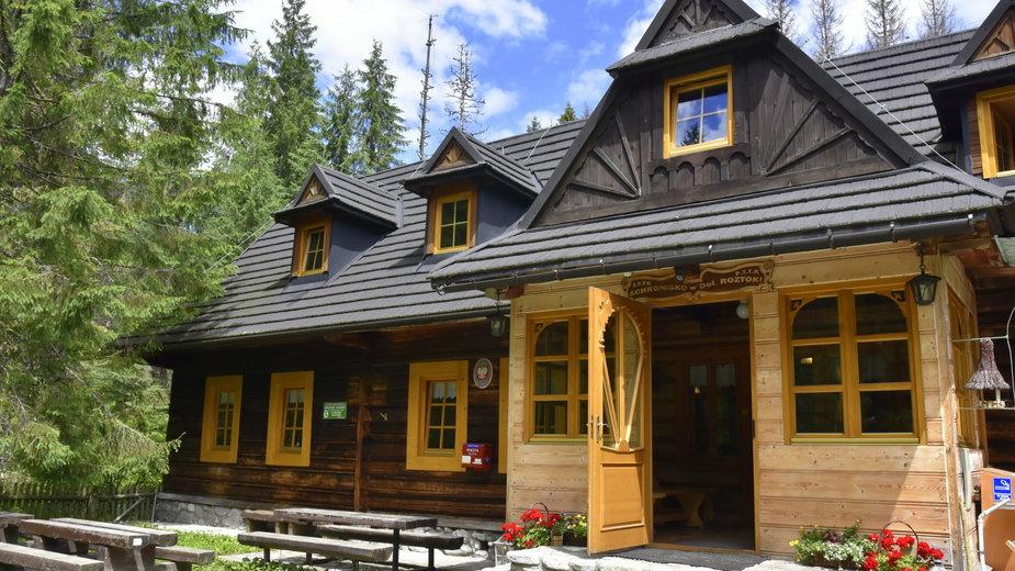 Tatry: Schronisko w Dolinie Roztoki tymczasowo zamknięte. Winny koronawirus