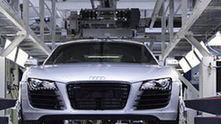 Fabryka firmy Audi w Neckarsulm obchodzi 100 lat