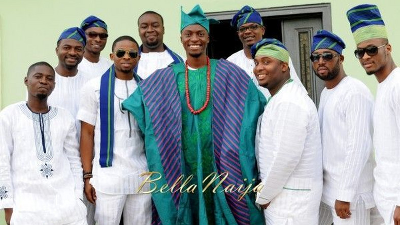 Significance of cap in Nigerian traditional attire [Pinterest/Bella Naija]