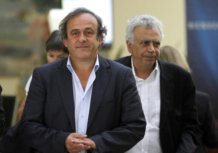 Mišel Platini