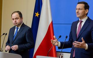 Szymański o wydaleniu dyplomatów: Nie można traktować tego gestu jako odpowiedzi finalnej