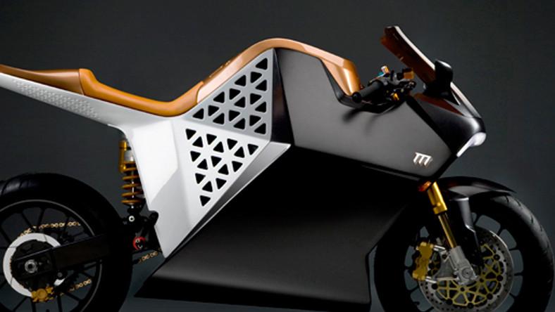 Elektryczny motor rodem z przyszłości